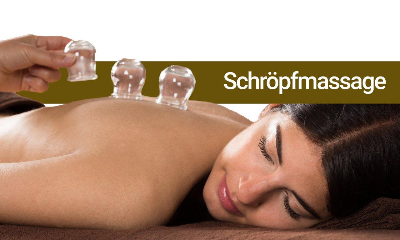 Schroepfmassage