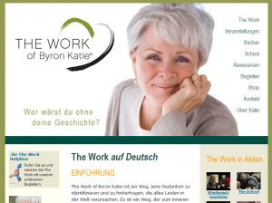 The Work of Byron Katie