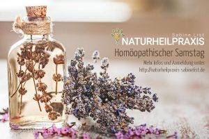 Homöopathischer Samstag @ Naturheilpraxis Sabine List
