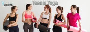 Teenie Yoga @ Naturheilpraxis Sabine List