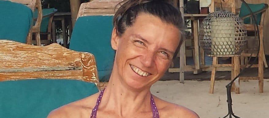 Kerstin Pinger - Yogalehrerin