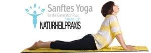 Sanftes Yoga für die GenerationPlus @ Naturheilpraxis Sabine List