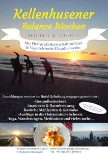 Kellenhusener Balance Wochen @ Hotel Erholung | Kellenhusen | Schleswig-Holstein | Deutschland